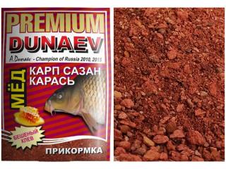 Новое поступление прикормки от компании DUNAEV