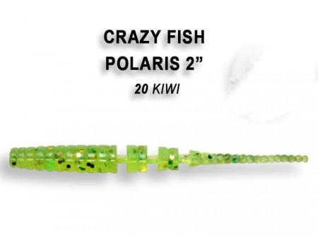 "Силикон Crazy Fish Polaris 2"" 17-54-20-6"
