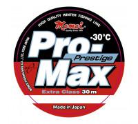 Леска Momoi PRO-MAX Prestige 0.128мм 1.8 кг 30м