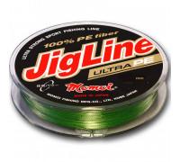 Шнур Prontex JigLine Ultra PE 0.09мм 100м зеленая