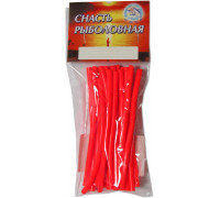 Кембрик Tri Kita d.0,8*1,5 флюоресц. красный