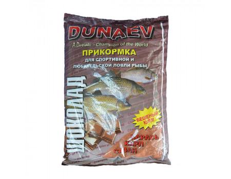 Прикормка Dunaev Карп,Сазан,Карась-Шоколад 0,9кг