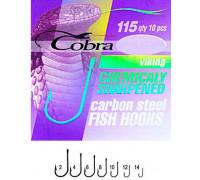 Крючки Cobra viking 14NSB 115