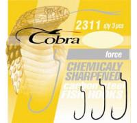 Крючки офсетные Cobra 2311 №2