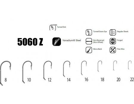 Крючки Cannelle 5060Z №8
