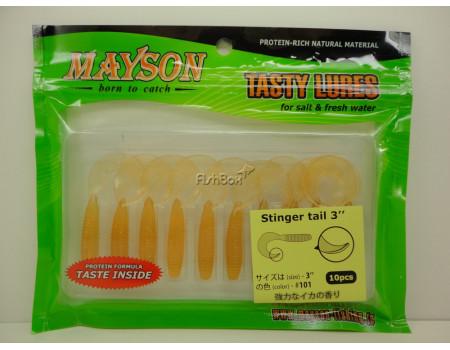Силикон Meyson Stinger Tail 2.25 101