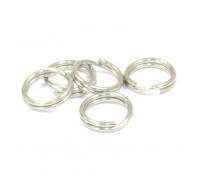 Кольца заводные Lucky John 5021-002