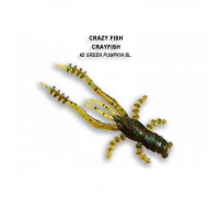 "Силикон Crazy Fish Crayfish 1.8"" 26-45-42-6"