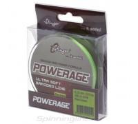 Шнур Stinger PowerAge X8 100m Fl.Green 0,19