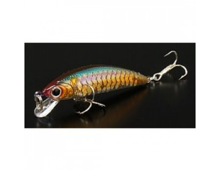 Воблер Lucky Craft Humpback Minnow 50SP-270 MS American Shad