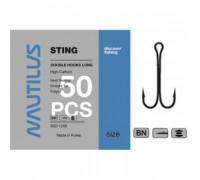 Крючки Nautilus Sting Double SSD1200 № 4