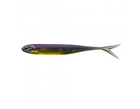 Силикон Fish Arrow Flash J 3 #05 (Purple Weenie/Silver)