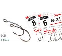 Крючки Owner 51572 S-21 №10