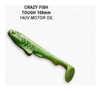 """Силикон Crazy Fish TOUGH 4"""" 48-100-14-6"""