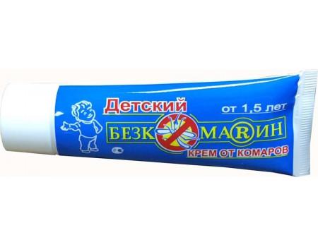Крем Bezkomarin от комров детский 42мл 2ч