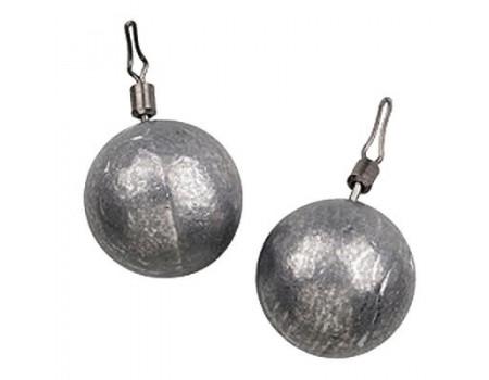 Груз Tula шарик для отв,др. с др. заст. Вес: 8,0 гр., гшк-080