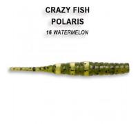 "Силикон Crazy Fish Polaris 1.8"" 5-45-16-6"