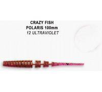 Силикон Crazy Fish POLARIS 4 38-100-12-6-F