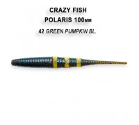 Силикон Crazy Fish POLARIS 4 38-100-42-6-F