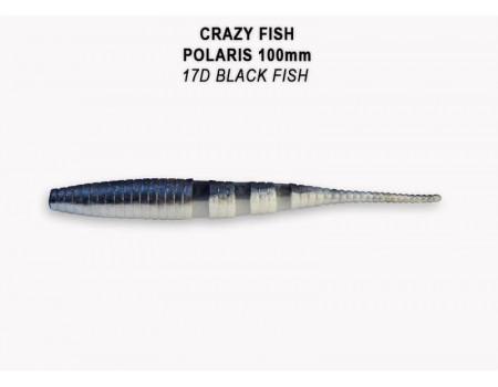 Силикон Crazy Fish POLARIS 4 38-100-17d-6-F