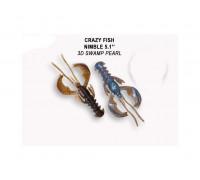 Силикон Crazy Fish 45-125-3d-6
