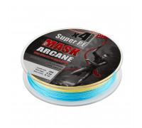 Шнур Akkoi Mask Arcane X4-200 (multi color) d0,12mm