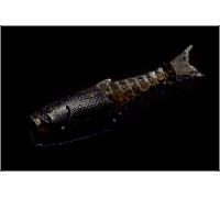 Силикон Microkiller Малек 30мм Натуральный тёмный