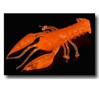 Силикон Microkiller Рачок 40мм Оранжевый Флюо