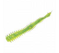 Силикон Microkiller Червь 53мм Зеленый Флюо