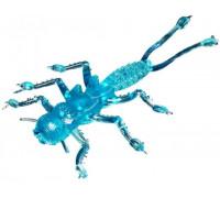 Силикон Microkiller веснянка 35мм Голубой флюо