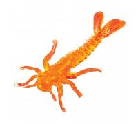 Силикон Microkiller поденка 30мм Морковный