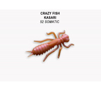 Силикон Crazy Fish KASARI 1,6 51-40-52-7