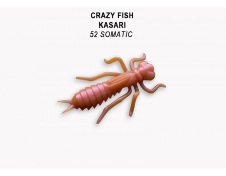 Силикон Crazy Fish KASARI 1,6 51-40-52-7