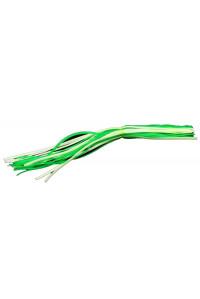 Юбка Chameleon бело-зелёная