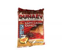 Прикормка Dunaev Премиум Карп,Сазан жареная семечка 1 кг