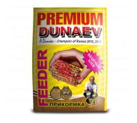 Прикормка Dunaev Премиум фидер 1,0 кг