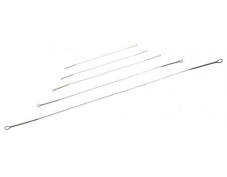 Поводок Leader струна 17,5 см. 0,33 мм. 12 кг.