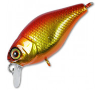 Воблер Jackall Chubby 38F hl red & gold