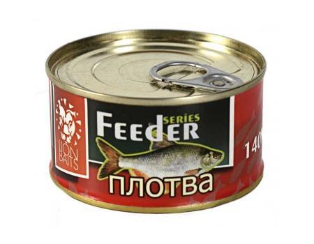 Зерновая смесь Lion Baits Feder плотва 140мл.