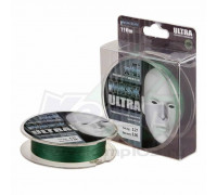 Шнур akkoi mask ultra 130m (dark-green) d0,14mm