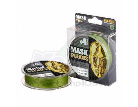 Шнур akkoi mask plexus 150m (green) d0,14mm