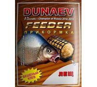 Прикормка dunaev классика фидер лещ 0,9кг