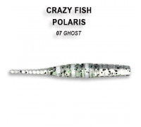 Силикон crazy fish polaris 5-45-7-4