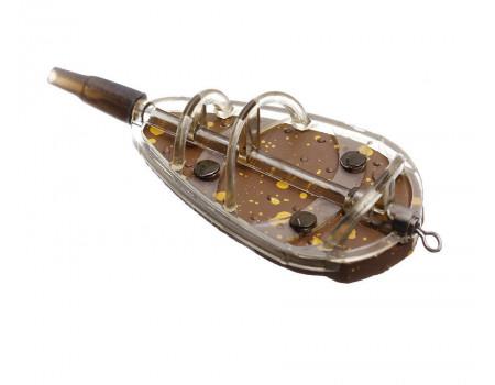 Кормушка Flagman Flat feeder SMALL 40 gr