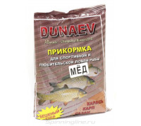 Прикормка Dunaev классика Мед 0,9 кг