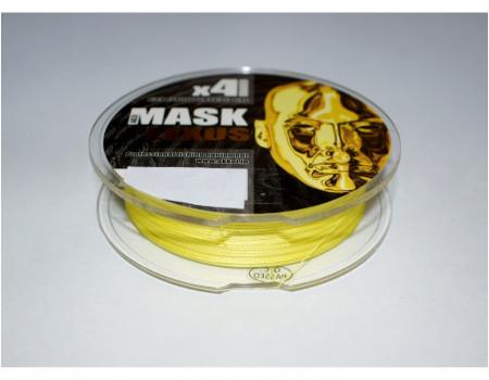 Шнур Akkoi Mask Plexus 150m (yellow) d0,16mm