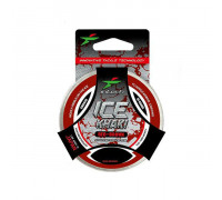 Леска Intech ice Khaki red-brown 30m 0.126mm 1.4kg