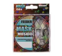 Леска Akkoi Mask Feeder 150m d0,165mm