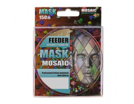 Леска Akkoi Mask Feeder 150m d0,191mm