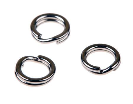 Кольца Akkoi заводные SNAP SR01 4# (20шт.)
